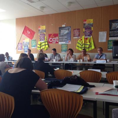 15ème  congrès Strasbourg