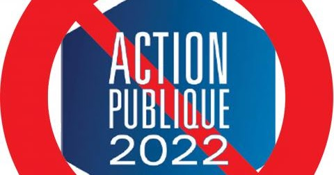 Action publique 2022 barre