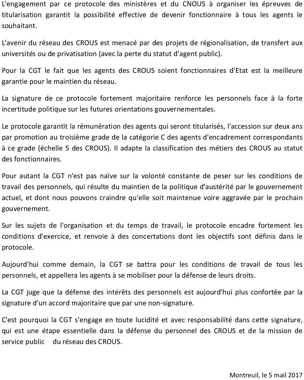 Communiqu presse protocole2