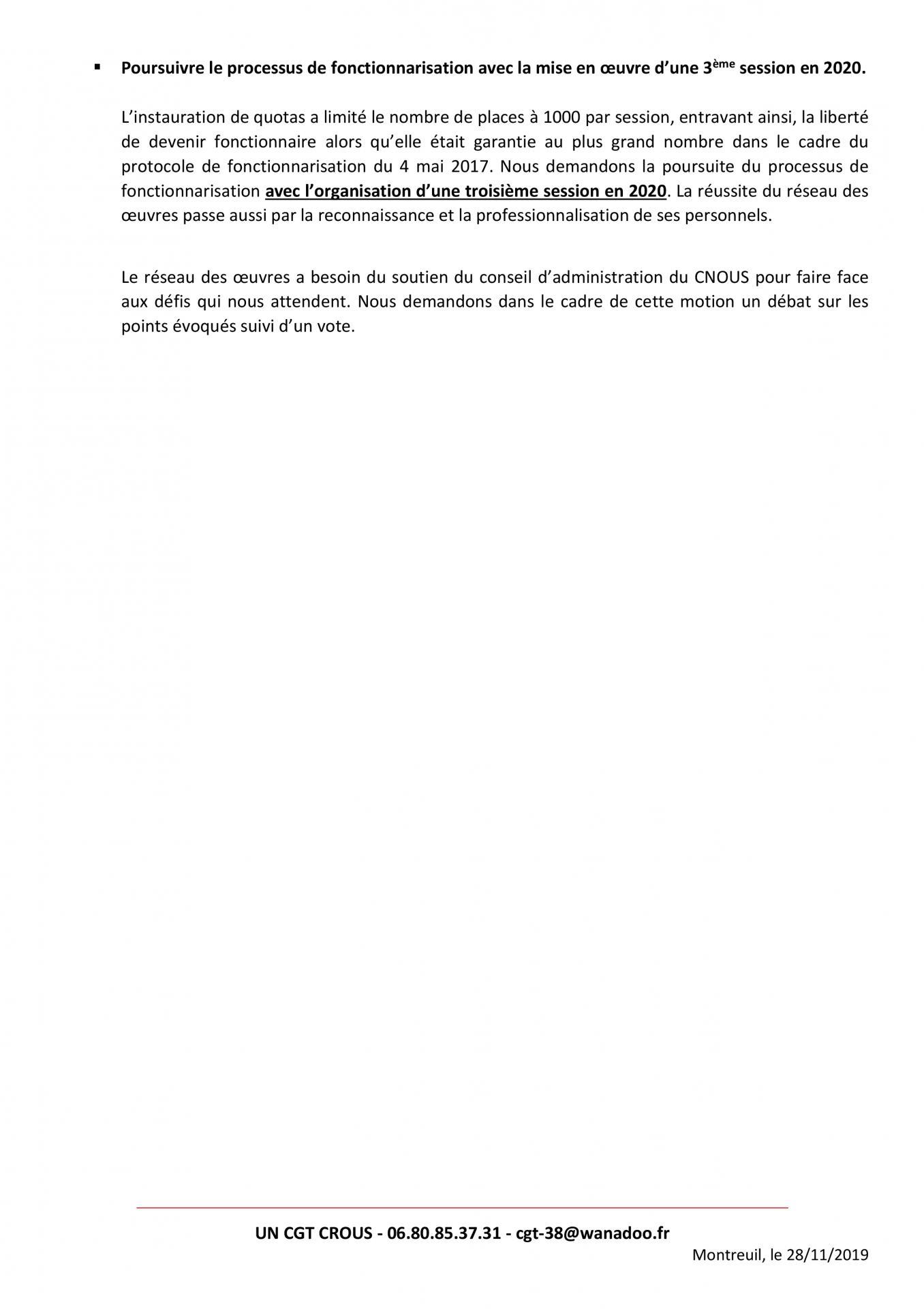 Declaration ca cnous 2811192
