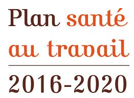 Plan santé au travail 2016-2020